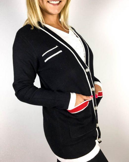jachetă neagră