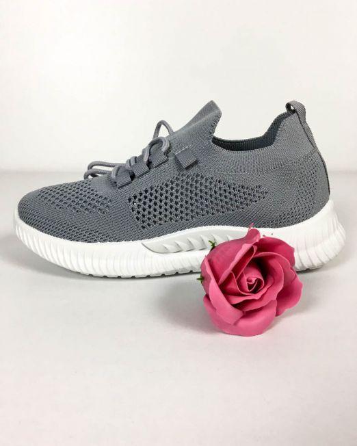 pantofi sport damă gri,