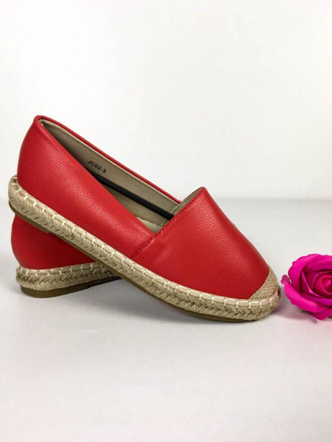 pantofi sport damă roșii,
