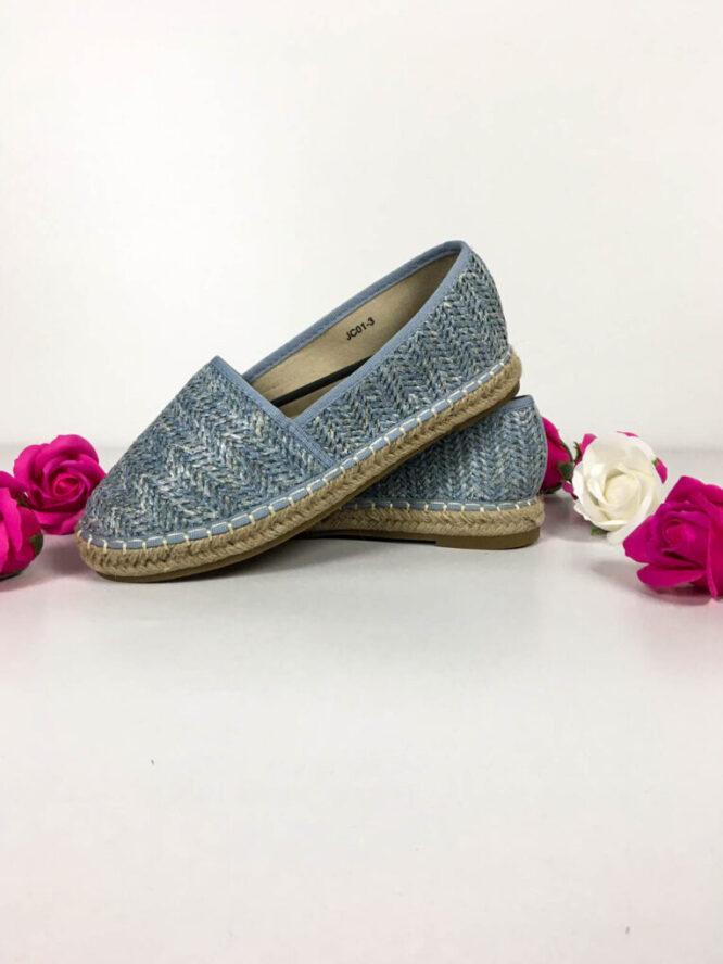 pantof sport bleu damă,