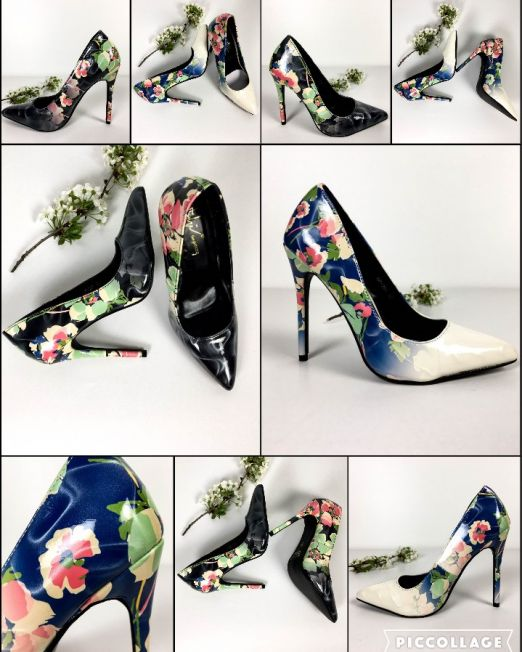 pantofi stiletto,