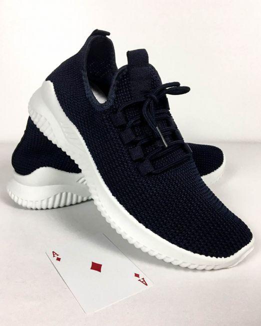 pantofi sport bleumarin bărbați,