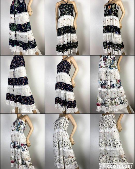 rochie fustă damă vară,