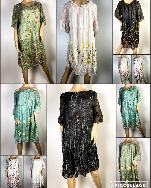 rochie damă vară din voal,