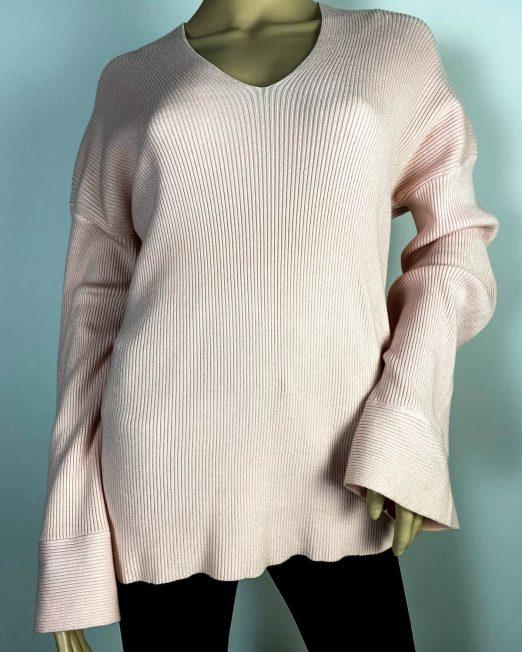 pulover damă tricot,