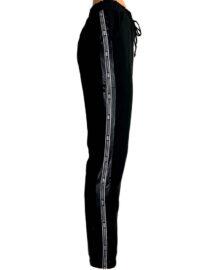 pantaloni negri sport relaxanți damă,