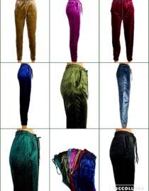 pantaloni din catifea elastică damă,