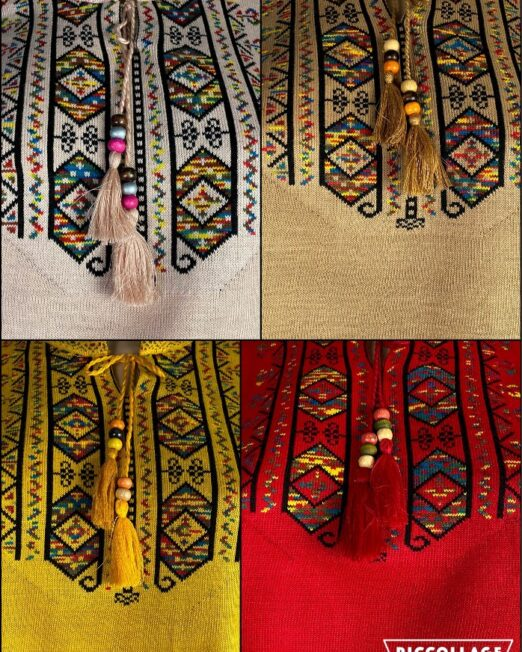 pulover motiv tradițional damă,