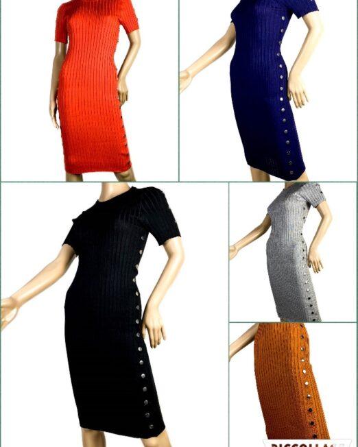 rochia mulată cu mânecă scurtă damă,