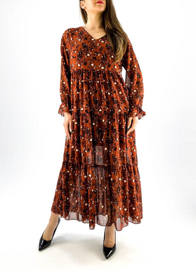 rochie damă largă,