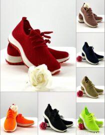pantofi sport damă din plasă,